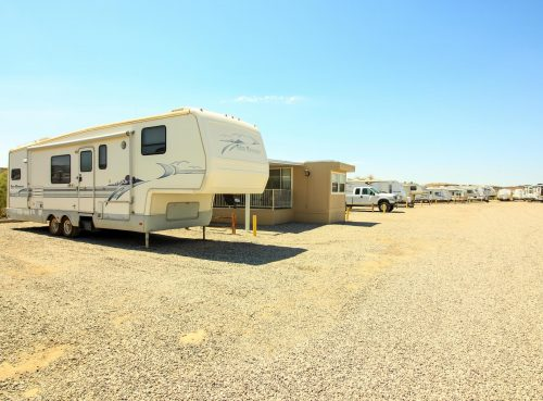 Off Water RV Sites