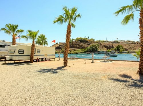 On Water RV Sites